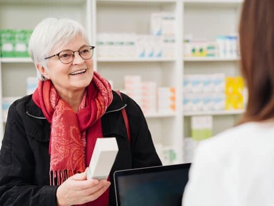 Apothekenkundin - Die Arzneimittel Importeure