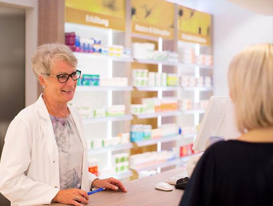 Apothekerin - Die Arzneimittel Importeure